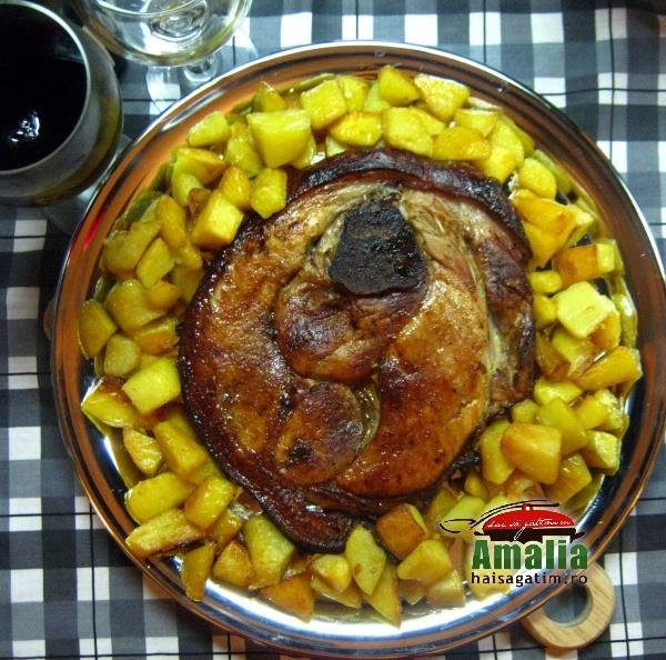 Jambon la cuptor (Jambon la cuptor 01)   imagine reteta