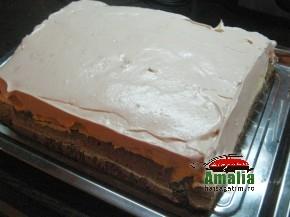 Prajitura Felii de ciocolata (Prajitura felii de ciocolata 9 290x217)   imagine reteta