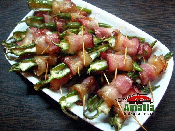 Ardei iuti cu bacon (Aperitiv 0 resize)   imagine reteta