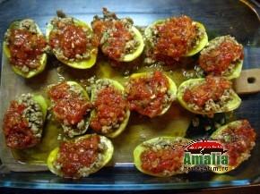 Cartofi umpluti cu carne tocata (Cartofi umpluti cu carne 1 resize 290x217)   imagine reteta