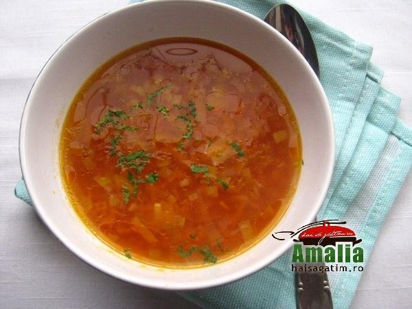 Supa de praz (Supa de praz 0)   imagine reteta