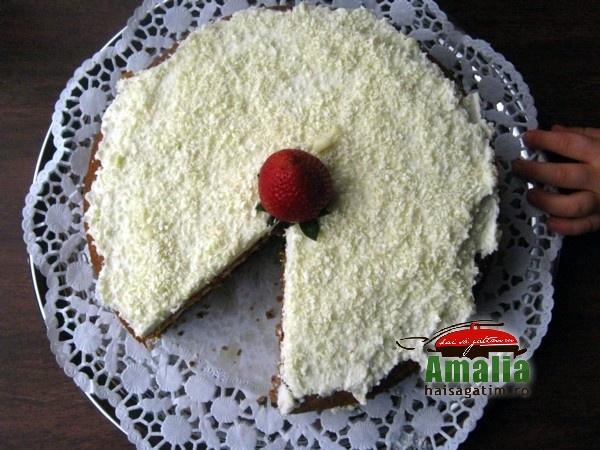 Tort de morcovi (Tort 2)   imagine reteta