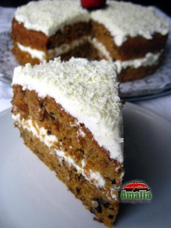 Tort de morcovi (Tort de morcovi 0)   imagine reteta