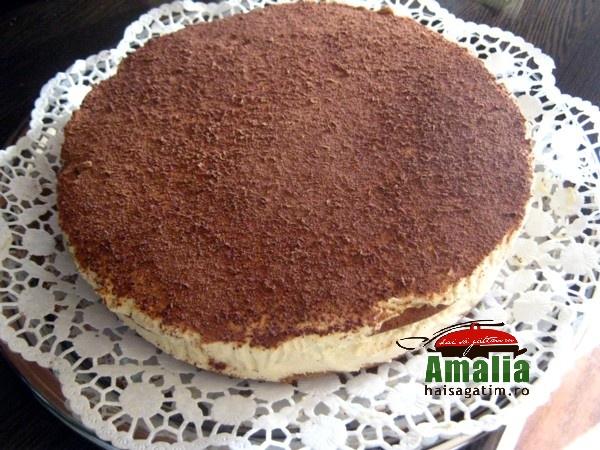 Tort Tiramisu (Tort 2)   imagine reteta