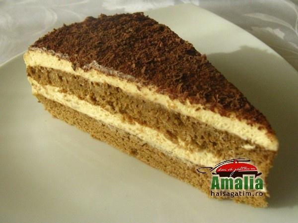Tort Tiramisu (Tort 3)   imagine reteta