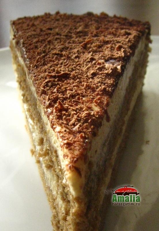 Tort Tiramisu (tort 1)   imagine reteta