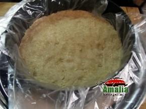 Tort cu zmeura si branza de vaci (Blat 1 290x217)   imagine reteta
