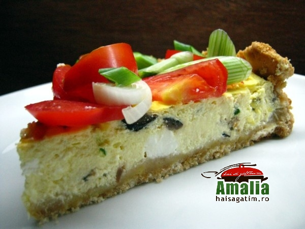 Cheesecake cu feta (Feta cheese 02)   imagine reteta