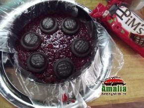 Tort cu zmeura si branza de vaci (Tort 2 290x217)   imagine reteta