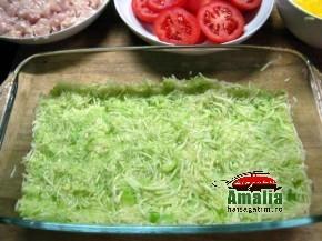 Caserola cu dovlecei, carne si orez (caserola 2 290x217)   imagine reteta
