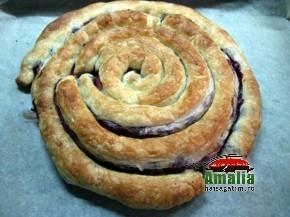 Tort cu visine sau cirese (Spirala tort 6 290x217)   imagine reteta