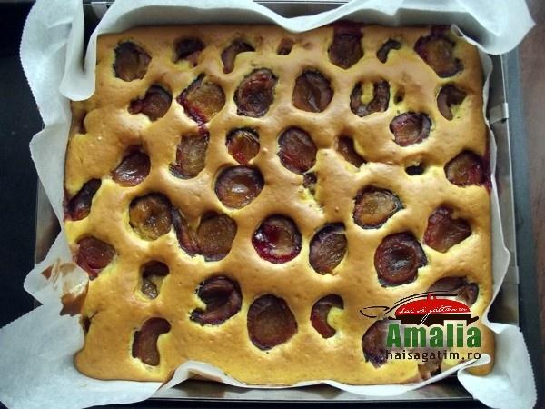 Prajitura cu prune (Prajitura cu prune 2)   imagine reteta
