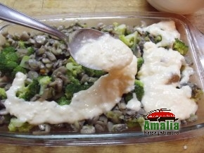 Broccoli cu ciuperci la cuptor (DSCF0266 290x217)   imagine reteta