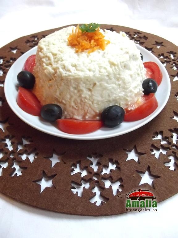 Salata de telina cu piept de pui (Salata de telina cu piept de pui 3)   imagine reteta