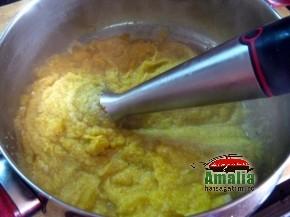 Supa crema de conopida si dovleac (supac crema de conopida 3 290x217)   imagine reteta