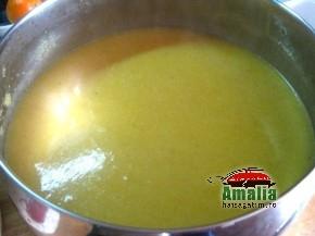 Supa crema de conopida si dovleac (supac crema de conopida 4 290x217)   imagine reteta