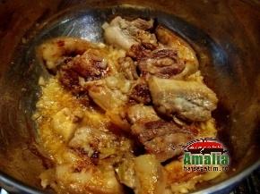 Mancare de varza cu carne de porc 2