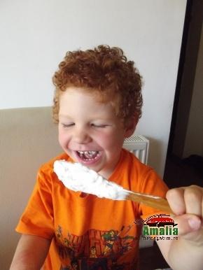 Crema prajitura cu afine 6