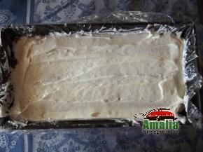 Asamblare prajitura cu afine 6