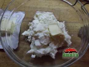 Prajitura cu crema de miere si nuci 6