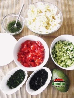 Salata cu paste 22