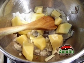 Supa crema de dovlecel 2