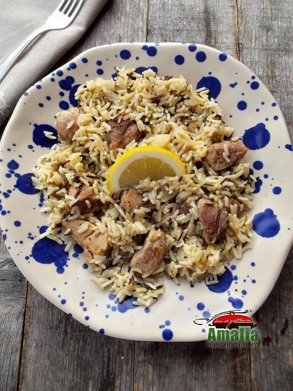 Mancare greceasca din carne de porc 7