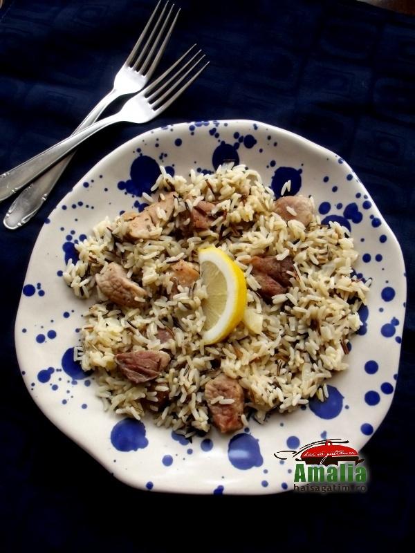 Mancare greceasca din carne de porc 1