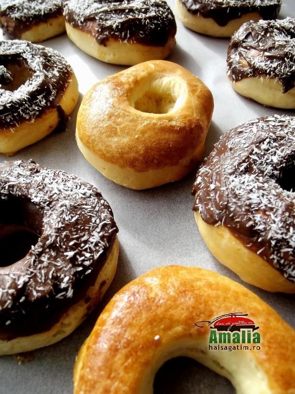 Donuts la cuptor 4