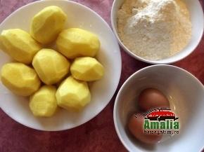 Hremzle - chiftelute de cartofi