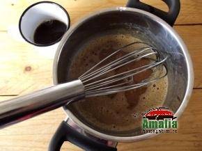 Desert fara coacere cu cafea