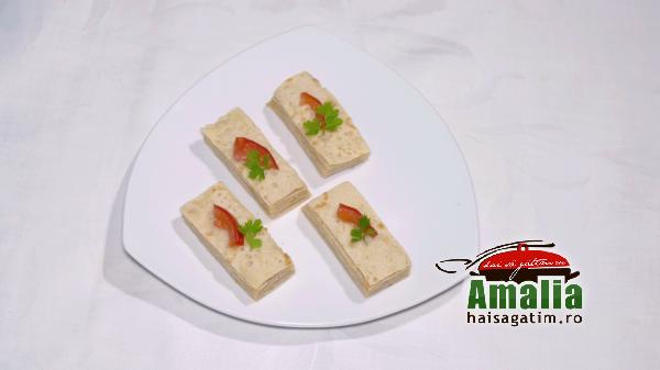 Trei retete de aperitive cu pate vegetal Inedit 6