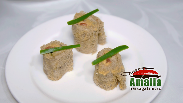 Trei retete de aperitive cu pate vegetal Inedit 7